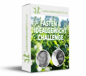 Detox/Fasten und Idealgewicht Challenge